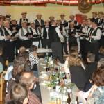 Der Chor Jahresfeier 2007 (Foto: Ralf Garmatter)